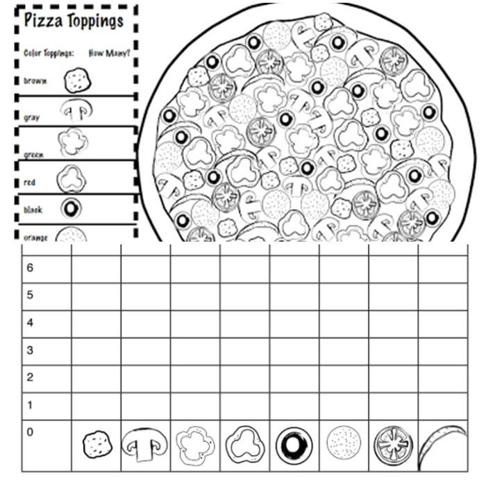 Free Downloads and Teacher Printables for kindergarten - 100th Day of School Activity