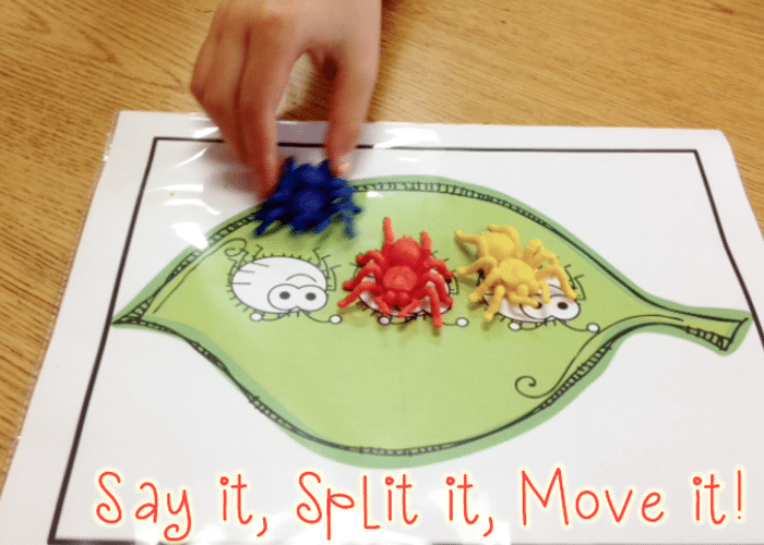 Free May Activities and Printable Resources - segmenting phonemes