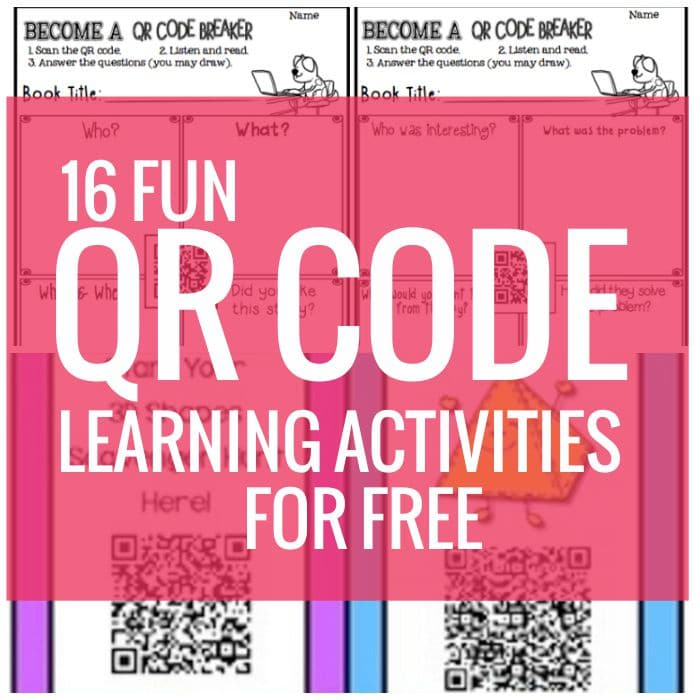Fun QR Code Learning Activities for Free