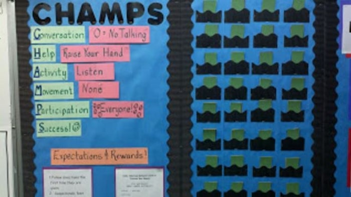 How to Quick Start with CHAMPS in Your Classroom