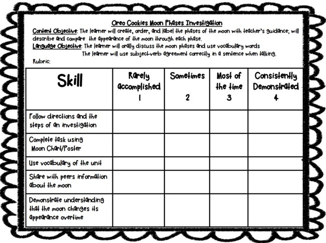 21 Super Activities For Teaching Moon Phases Mini Unit Teach Junkie