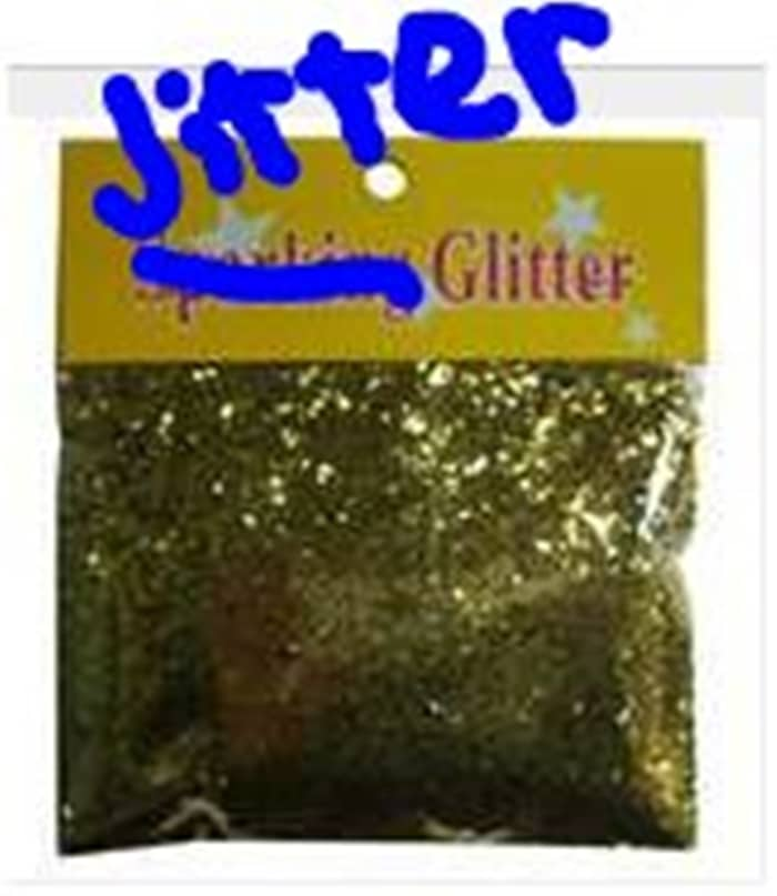 Jitter Glitter Back to School Freebie - Wear Glitter in Your Hair the First Day