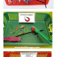Marvelous Magnets: An Easy Science Center