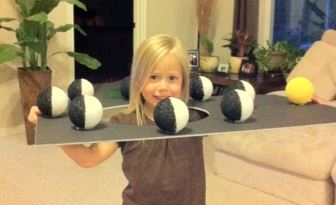 21 Super Activities for Teaching Moon Phases - Moon Phases Board - Teach Junkie