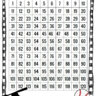 Numbers to 120 Battleship Game {Printable}