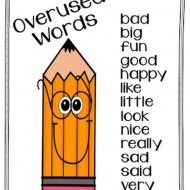 Fast and Free Word Choice Writing Activity
