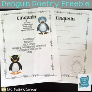 Penguins – Poems for Kids