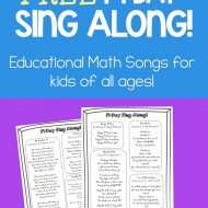 Pi Day Songs for the Elementary Classroom