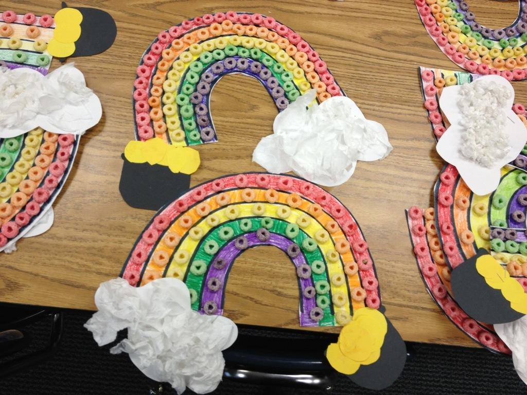 29 Zany St. Patrick's Day Learning Resources - Rainbow Craftivity