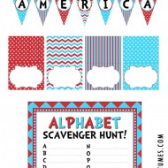 Read Across America Party Printables