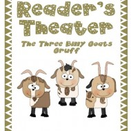 Readers' Theater: The Three Billy Goats Gruff {Free}