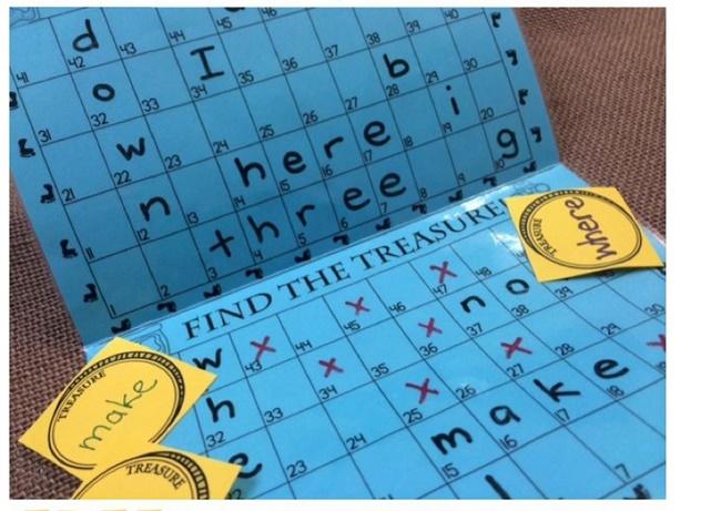 Sight Word Battleship - Teach Junkie