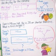 Singapore Math Model Drawing, Freebies and More