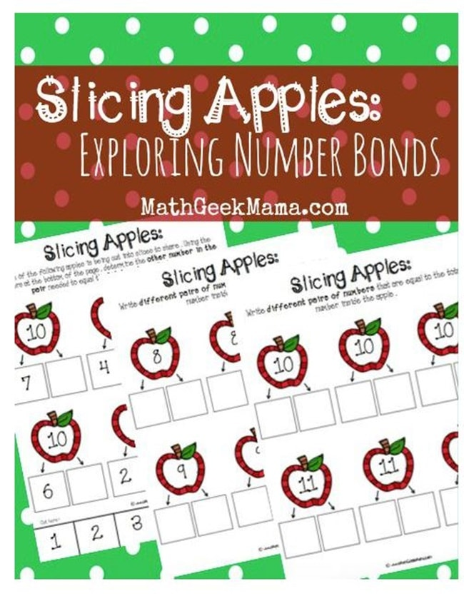 Slicing Apples - Teach Junkie