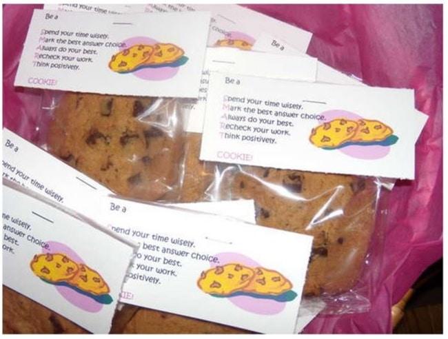 Standardized Testing - 12 Ways To Brighten Testing Time - Smart Cookies - Teach Junkie