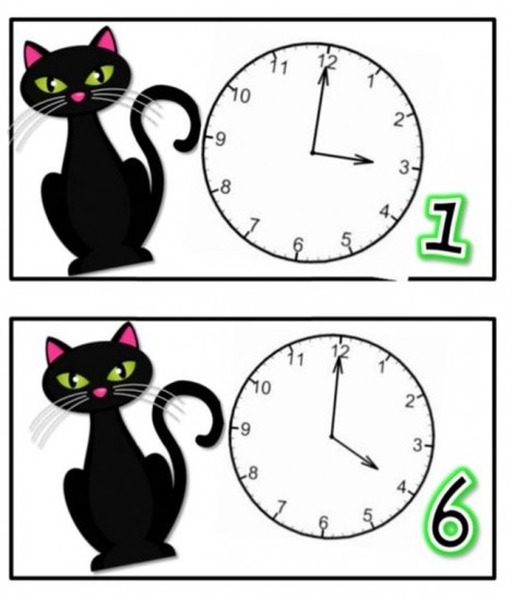 18 Telling Time To The Hour Resources - Spooky Cat Time - Teach Junkie