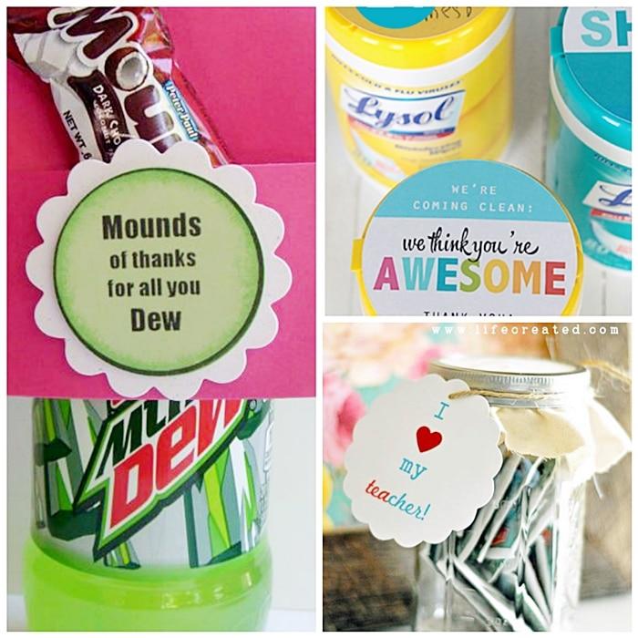 Teacher Appreciation Clever Gifts: Teach Junkie