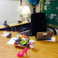 Teacher Desk vs. Teacher Space