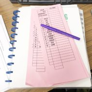 Teacher Tip: Use Class Lists for Everything