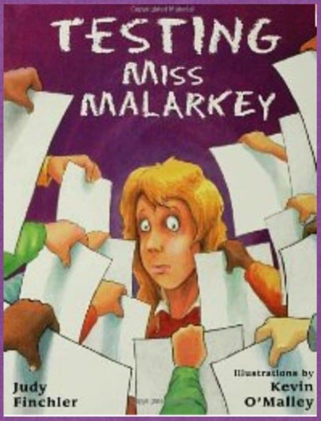 Standardized Testing - 12 Ways To Brighten Testing Time - Testing Miss Malarkey - Teach Junkie