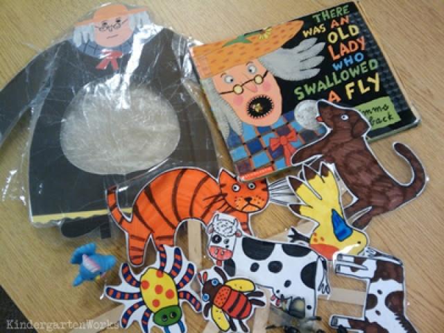 Retelling in kindergarten - a list of 20 famous must read stories