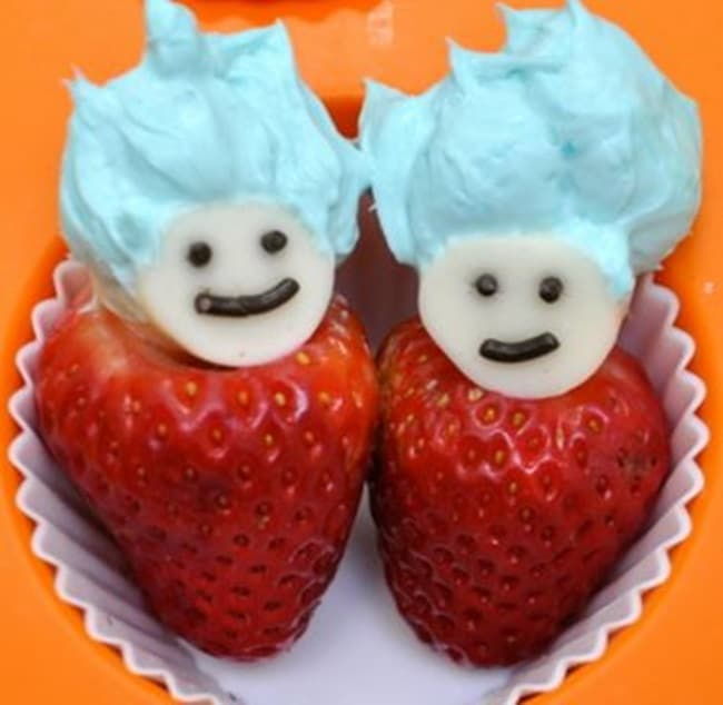 13 Fun and Clever Dr. Seuss Ideas For the Classroom - Thing 1 and Thing 2 - Teach Junkie