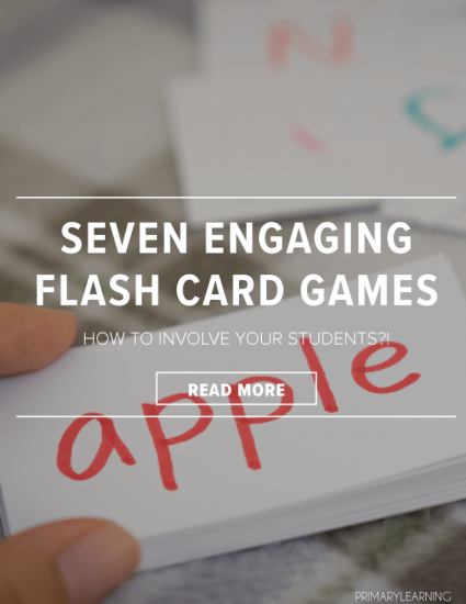 Seven Engaging Flashcard Games and Free Flashcards