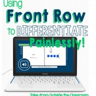 Differentiating Made Painless: Front Row Website Review
