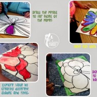 Easy and Stunning Wildflower Art in 30 Minutes