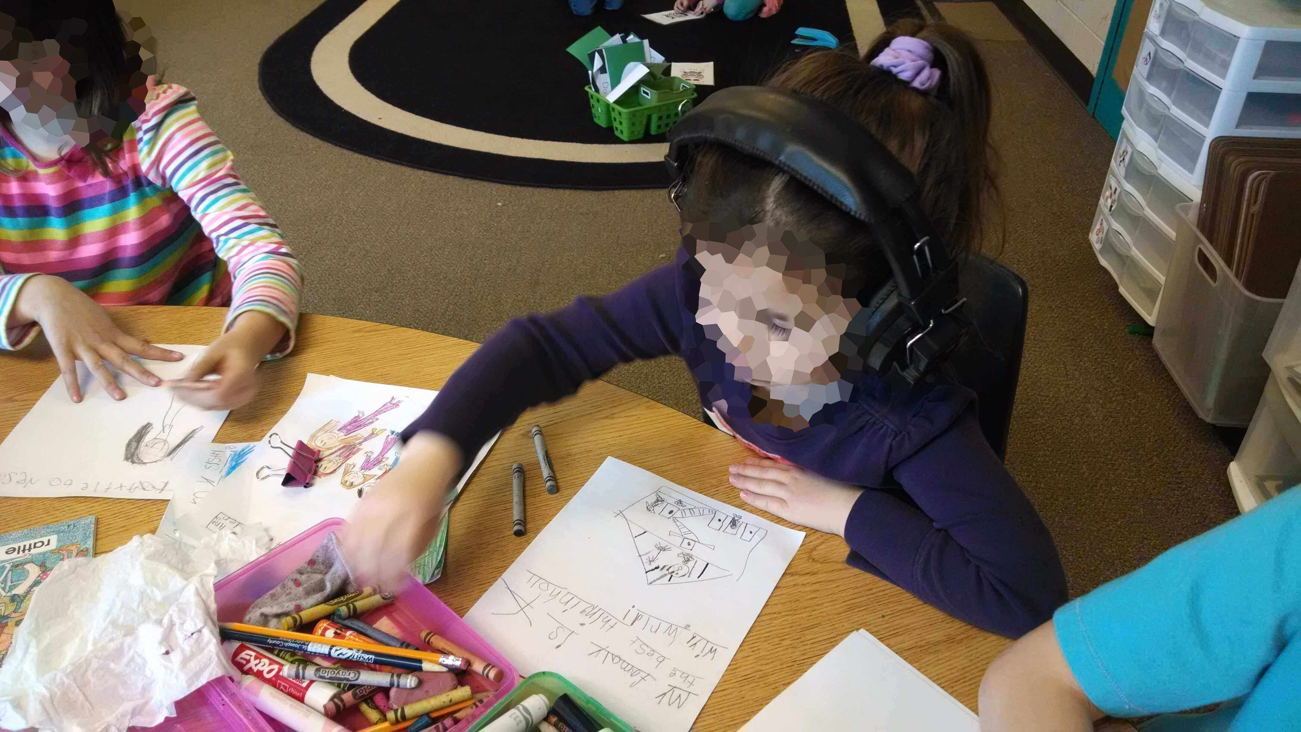 Writers Workshop Headphones {DIY}