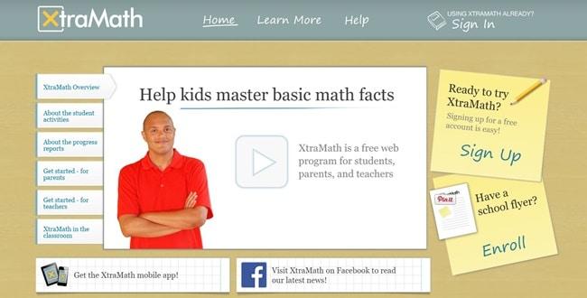 Xtra Math - Teach Junkie