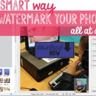 The Smart Way to Watermark Your Blog Photos