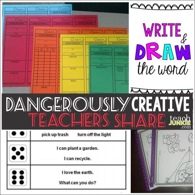 Dangerously Creative Teachers Share