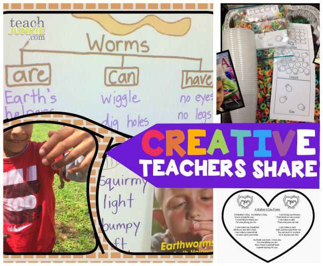 new creative teaching ideas