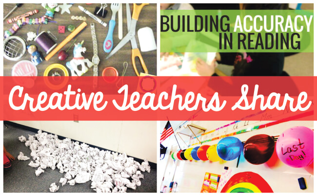 new creative teaching ideas
