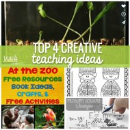 Teaching Idea Tuesday – Where Creative Teachers Go {6-2}
