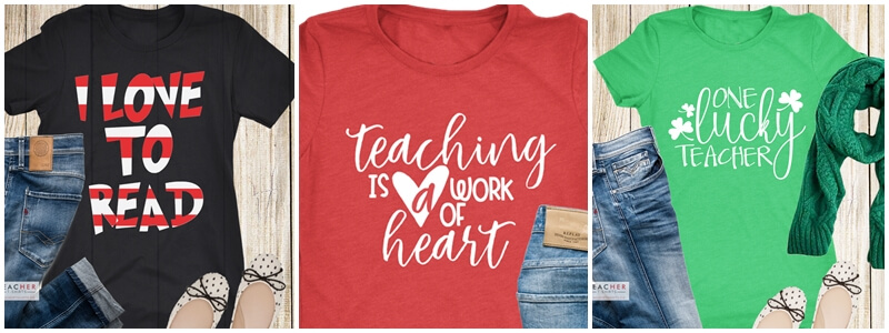Cute Teacher Tshirts