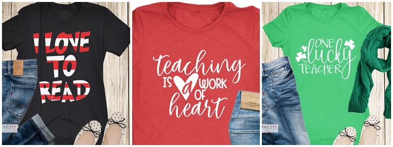 Cute Teacher Tshirts