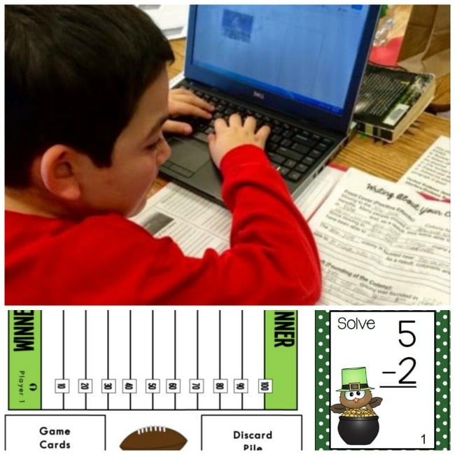 teaching tips, activities and lesson plans